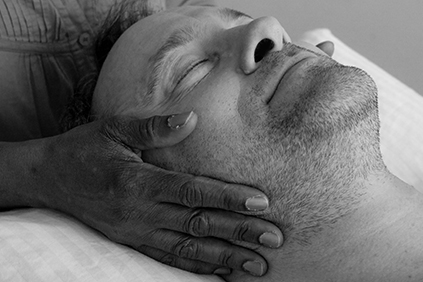 Volwassenen massage